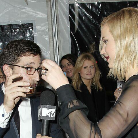 Jennifer Lawrence: son shot pour fêter le dernier Hunger Games