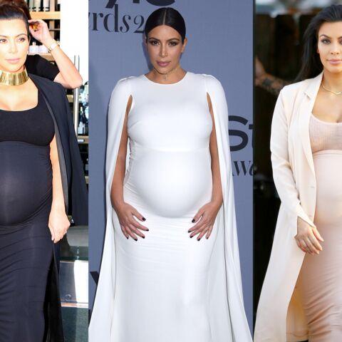 Kim Kardashian: sa grossesse sans fausses notes