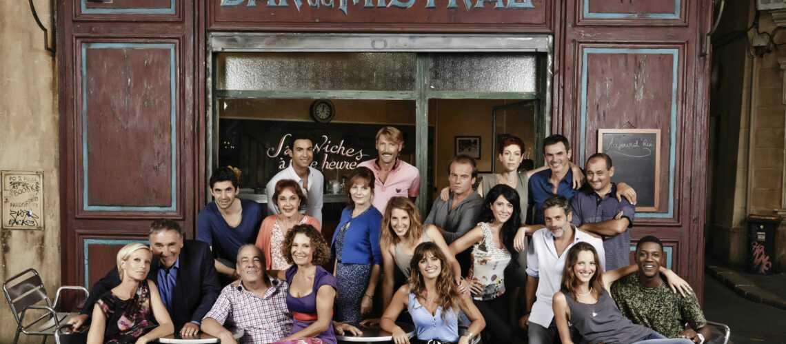 Plus belle la vie: deux comédiens de la série se marient dans la vraie vie