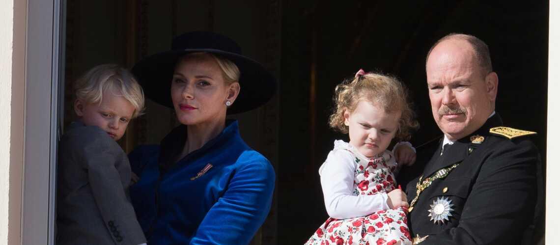 PHOTOS – C'est la fête à Monaco: les enfants de Charlotte Casiraghi, Andrea et les jumeaux de Charlene et Albert volent la vedette à leurs parents