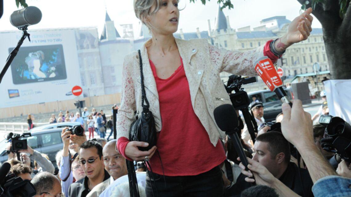 Vidéo – Tristane Banon héroïne des médias