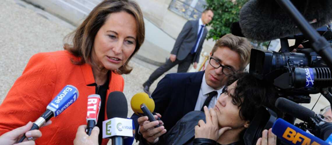 Ségolène Royal, toujours là pour François Hollande