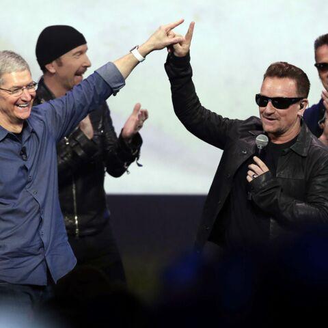 Bono: le secret de ses lunettes de soleil dévoilé