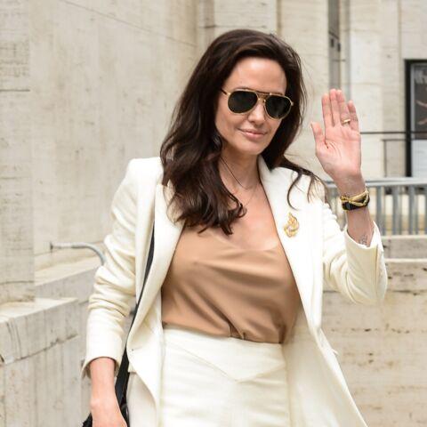 Angelina Jolie: «Brad et moi avons nos propres problèmes»