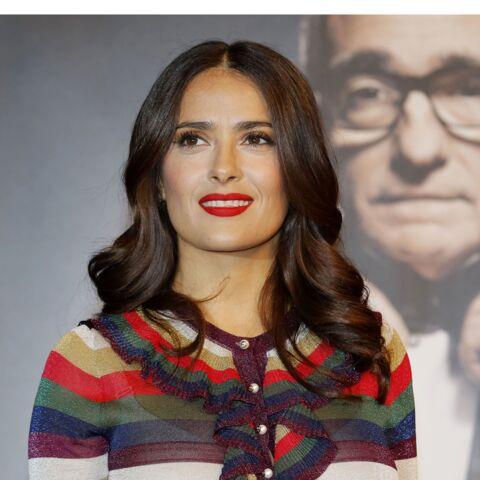 Salma Hayek, Louise Bourgoin, les plus belles coiffures du Festival Lumière 2015