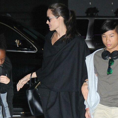 Angelina Jolie: sa timide apparition à Los Angeles depuis le divorce avec Brad Pitt