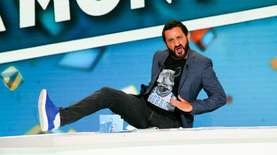 VIDEO – Stéphane Guillon, fâché avec Cyril Hanouna, quitte un plateau télé à son arrivée