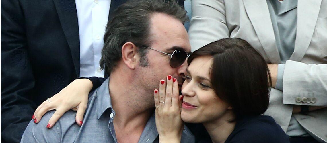PHOTO – Nathalie Péchalat affiche son amour pour Jean Dujardin
