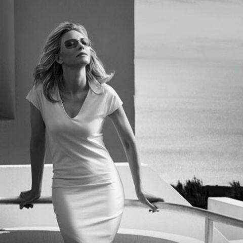 Cate Blanchett, beauté fatale pour Silhouette