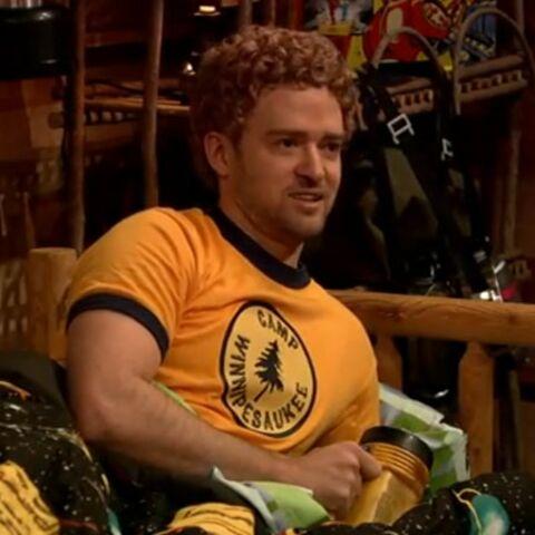 Vidéo – Justin Timberlake au camp Winnipesaukee
