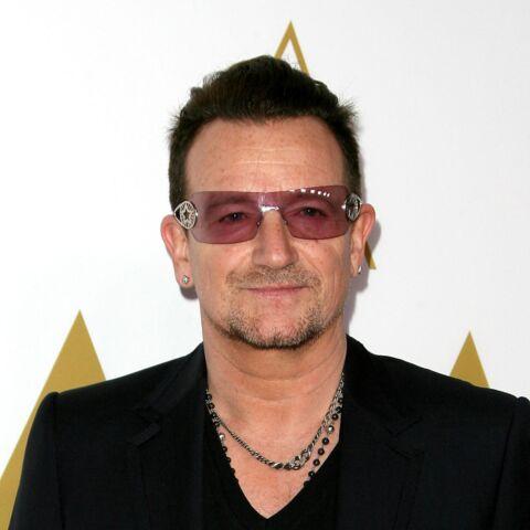 Pour Bono, offrir l'album de U2, c'est «vraiment punk»