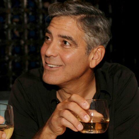George Clooney fait le plein avant son mariage