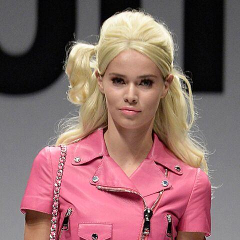 Milan Fashion Week – les muses plastiques de Moschino par Jeremy Scott