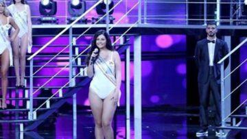 La dauphine de Miss Italie, «trop ronde», crée la polémique