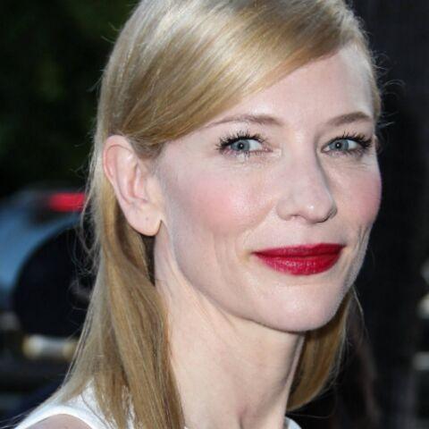Cate Blanchett en malade du cancer du sein