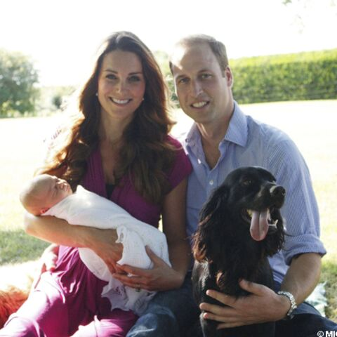 Kate et William rendent visite à Lady Sarah McCorquodale