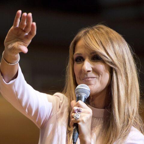 Céline Dion remercie ses fans pour leur soutien