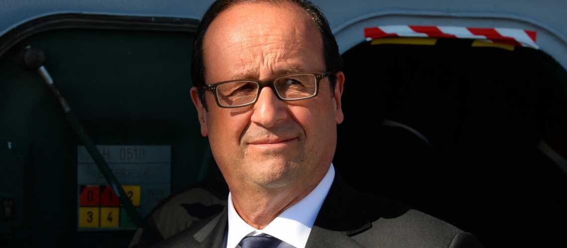 François Hollande: «la fonction présidentielle doit être respectée»