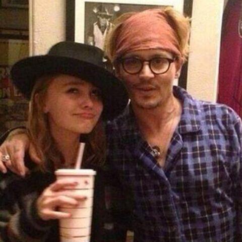Lily-Rose Depp: son premier grand rôle avec papa