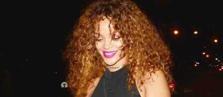 Coiffure De Star Rihanna Cameleon Capillaire Gala