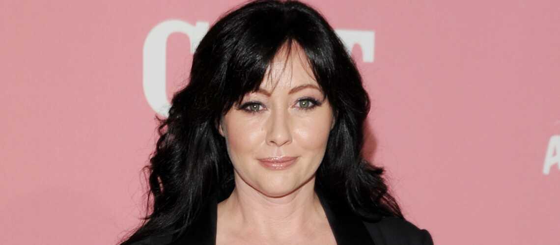 Shannen Doherty, la star de Beverly Hills, se bat contre un cancer du sein