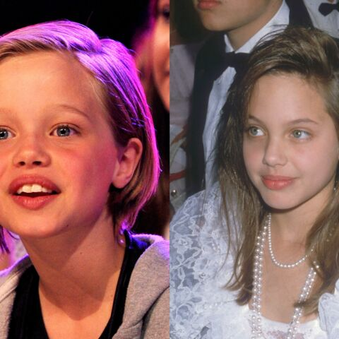Shiloh Jolie-Pitt, Suri Cruise, Lily-Rose Depp: copiés-collés!