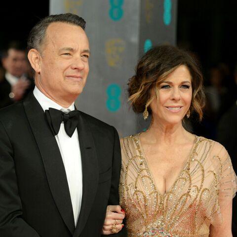 Le selfie amoureux de Rita Wilson et Tom Hanks