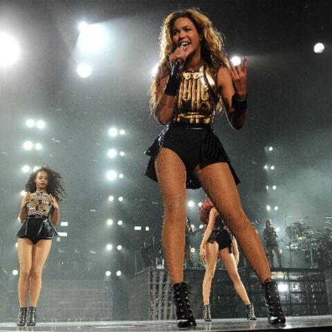 Photos- Beyoncé sort le grand jeu pour sa tournée