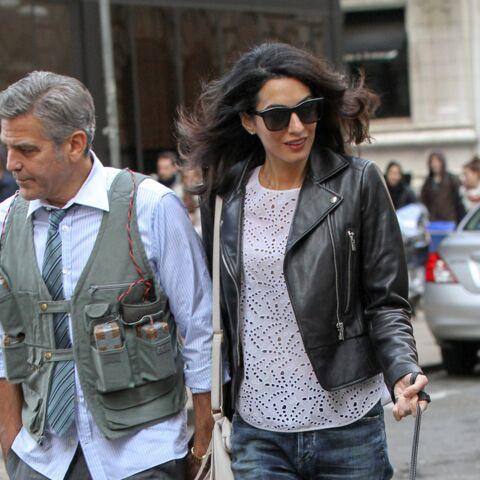 Amal Clooney: son escapade rock