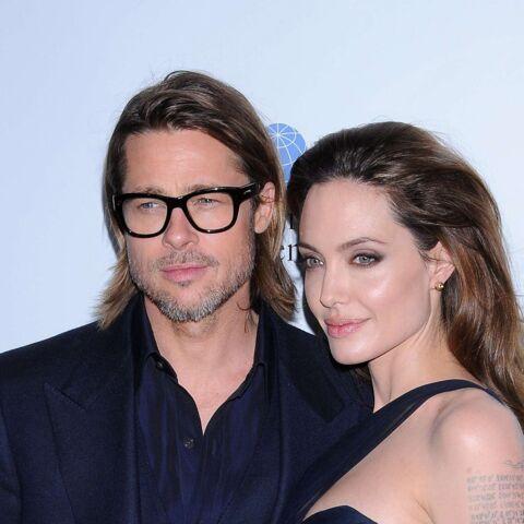 Brad Pitt et Angelina Jolie, des vents contraires