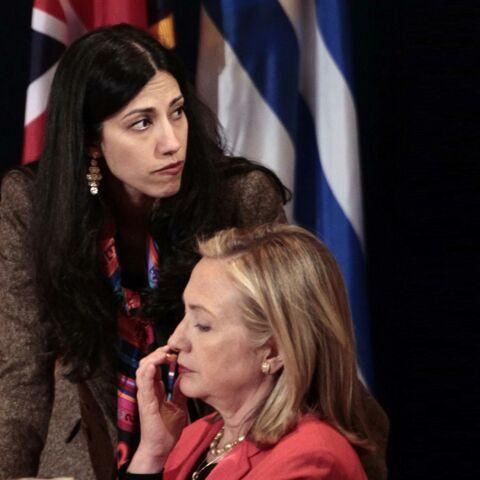 """Hillary Clinton: """"Si j'avais une autre fille ce serait Huma"""""""