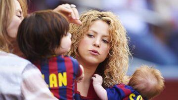 Shakira: son fils de six mois déjà footballeur!