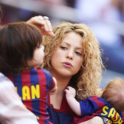 Shakira et ses fils: les meilleurs des supporters