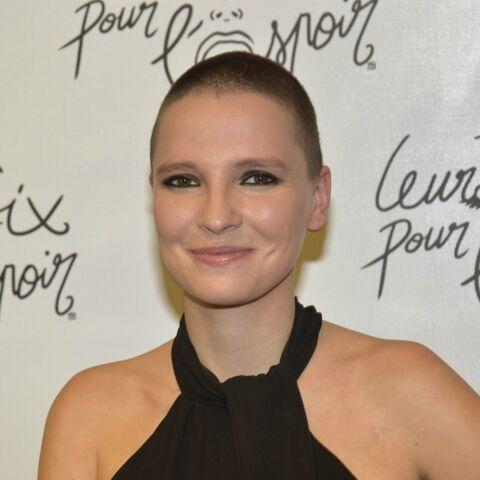 Anne Sila: comment elle s'est retrouvée le crâne rasé