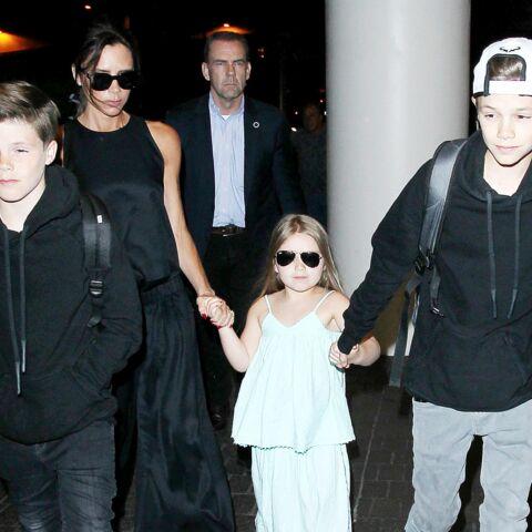 Harper Beckham, plus star que sa mère
