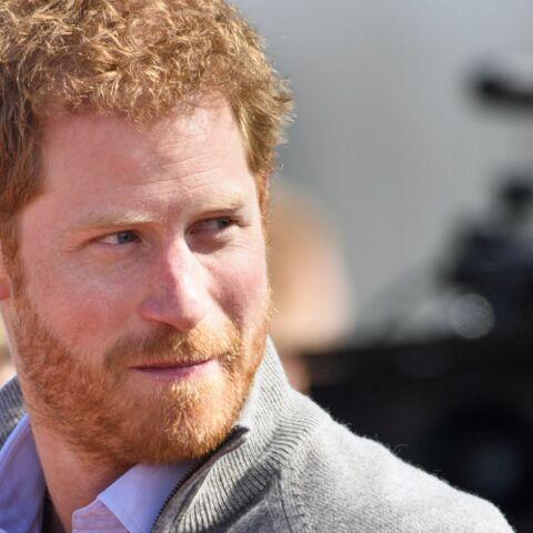 Du bout des lèvres, le prince Harry accepte de parler de sa fiancée Meghan Markle
