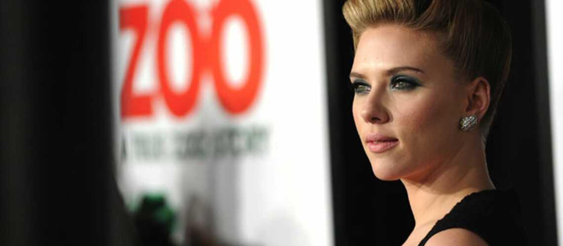 Scarlett Johansson, sa nouvelle conquête