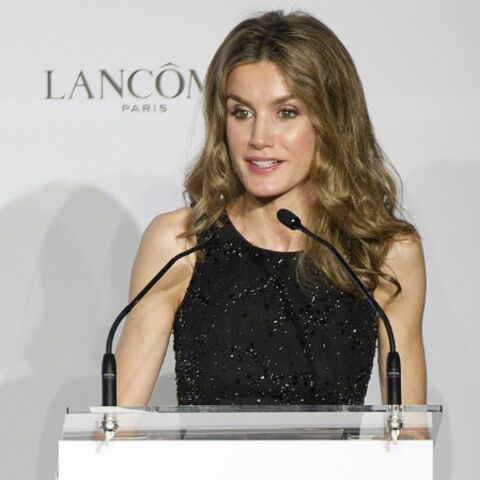 La princesse Letizia de retour sur la scène espagnole