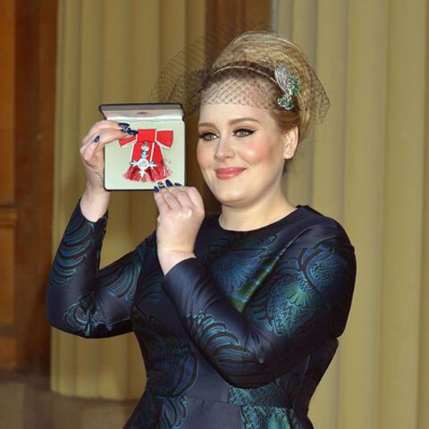 T'as le look… Adele!