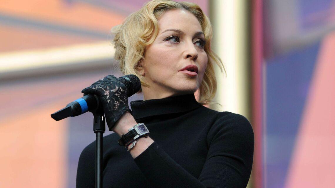 Le nouvel album de Madonna déjà disponible sur iTunes