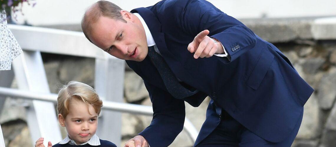 Le prince William raconte que son fils George, impatient, a déjà ouvert ses cadeaux de Noël