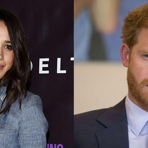 Prince Harry joue les princes charmants et escorte Meghan Markle à l'aéroport