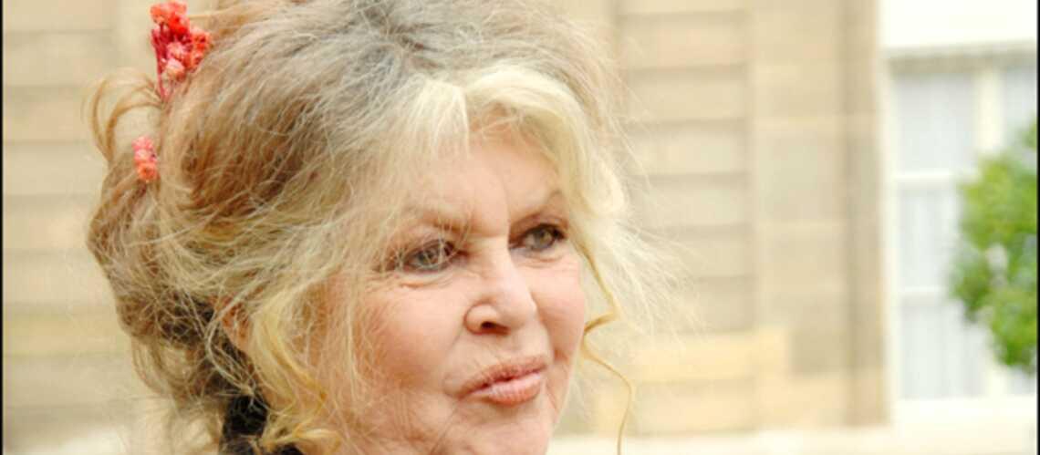 Brigitte Bardot monte au Front