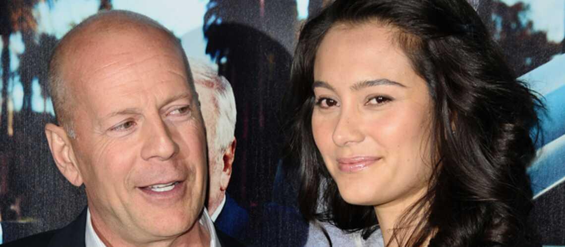 """Bruce Willis: """"Ma femme commande à la maison"""""""
