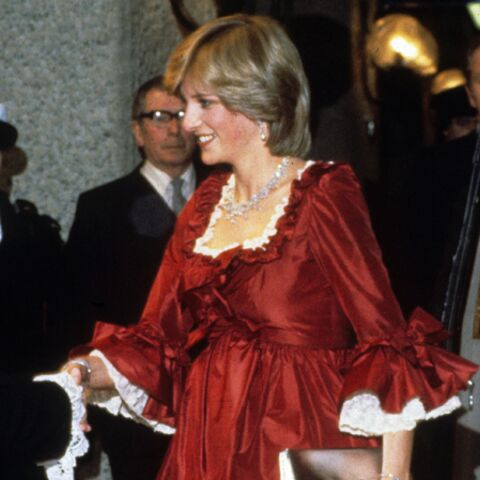 L'album-photos de Diana enceinte