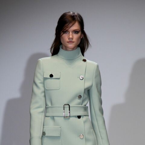 Fashion Week Milan: Manteaux chics chez Gucci