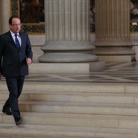 Hollande célèbre la Résistance