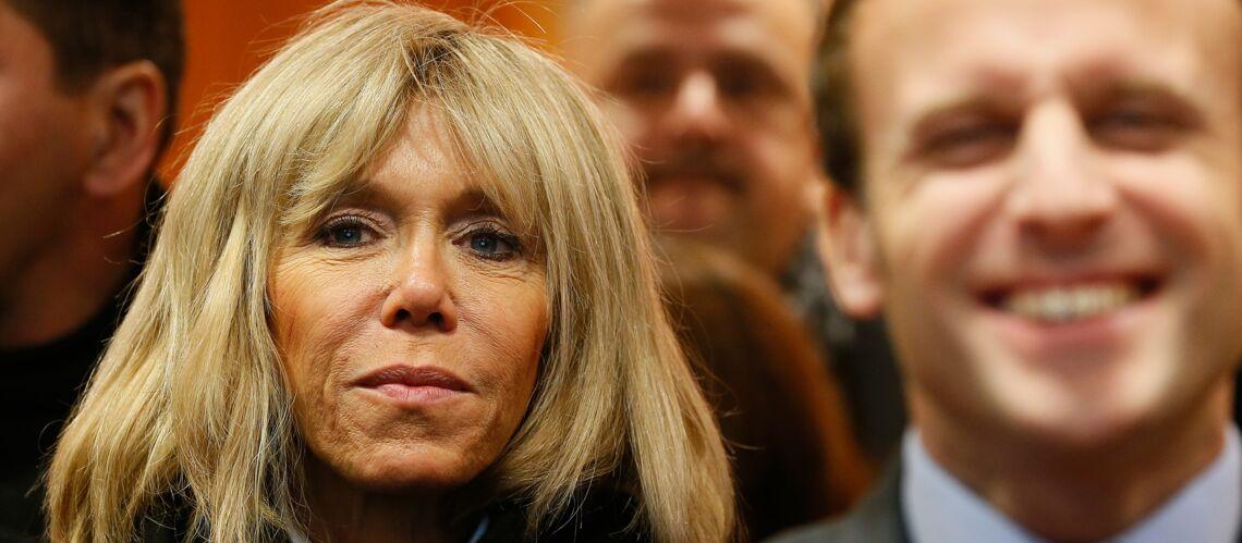Jupiter: le nom du groupe de Brigitte Macron sur Telegram