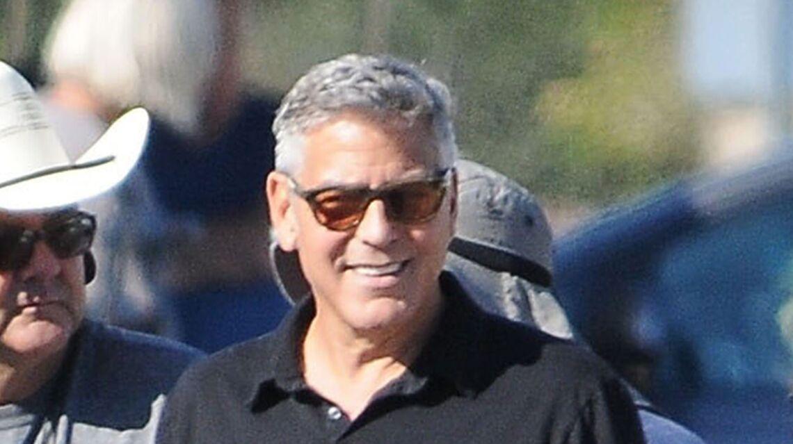 VIDEO- George Clooney se confie sur son rôle de futur papa