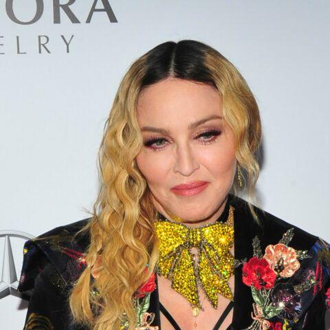 VIDEO – Madonna, attendrie face à ses jumelles qui chantent